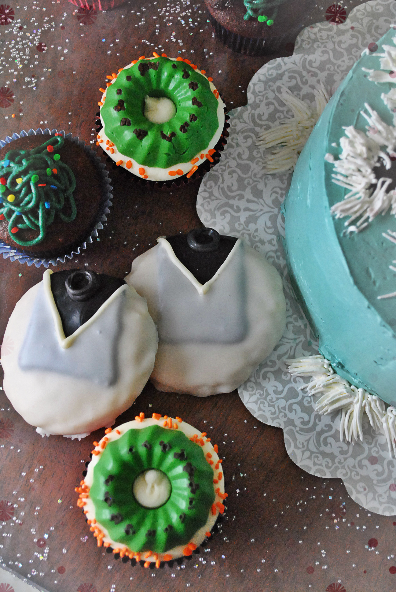 Christmas Vacation Movie Party Ideas Part - 18: National Lampoons Christmas Vacation Desserts