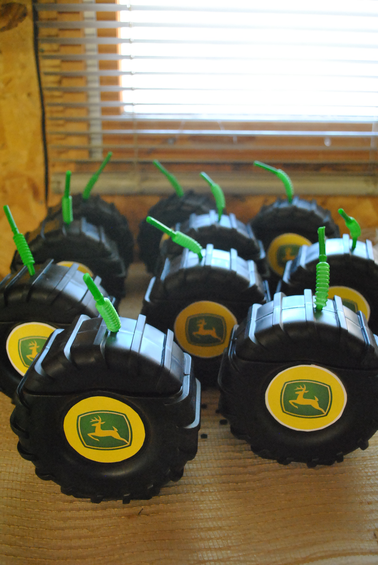 John Deere Tractor Birthday Party Rolling Sin Sweets